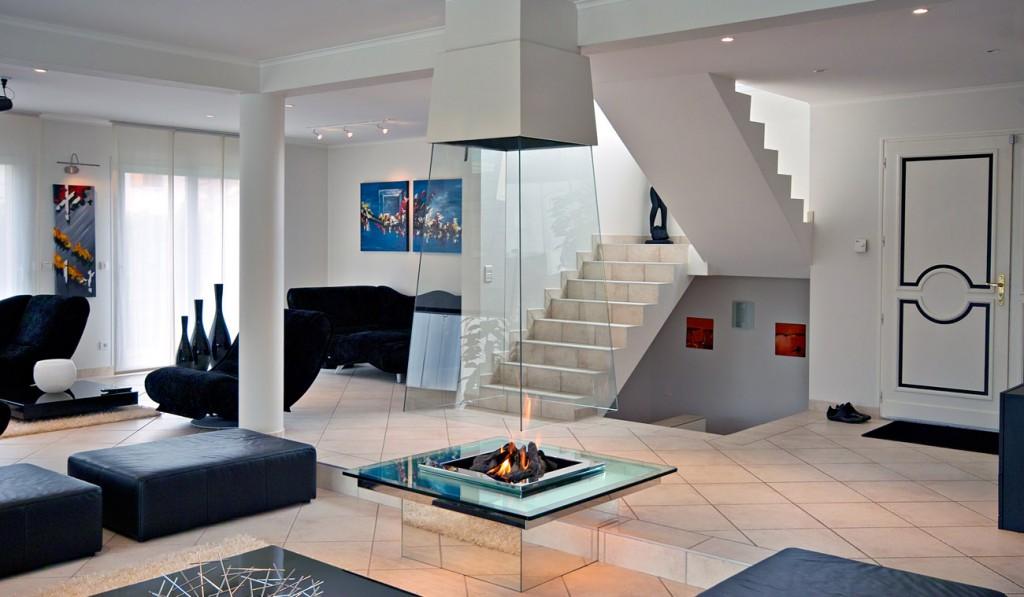 bloch design moderne kamine modernen kamin kamin. Black Bedroom Furniture Sets. Home Design Ideas