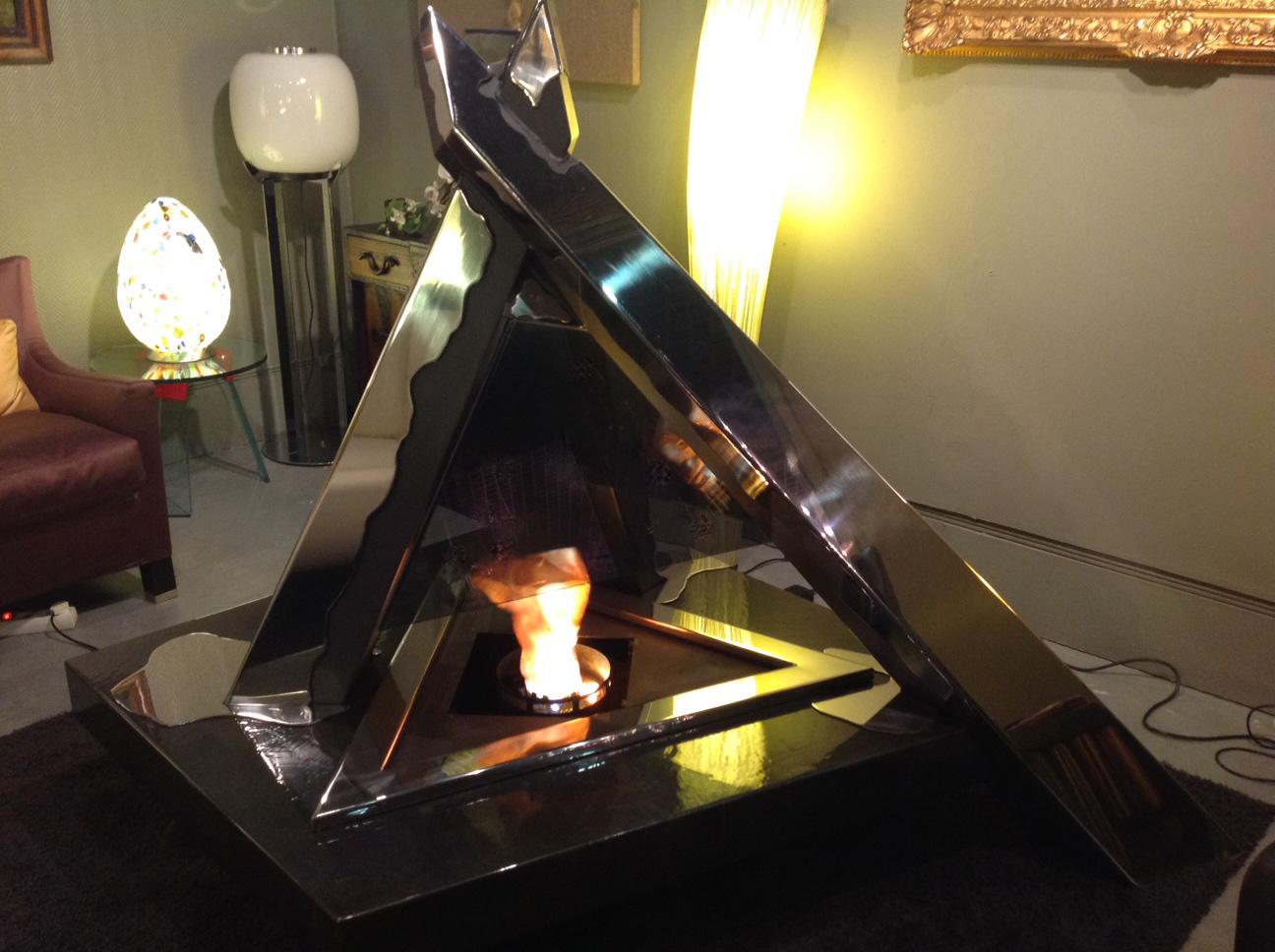 tiroir cendres pour cheminée